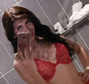 Lottie escort girl