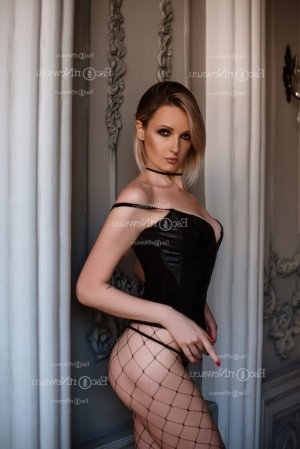 Rokiya escort girl in Hercules